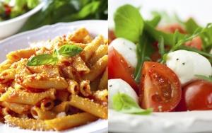 Italiensk festmåltid