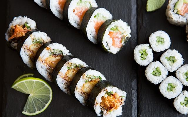 Medieval år sushi sorø