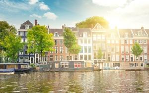 Kanalbyen Amsterdam