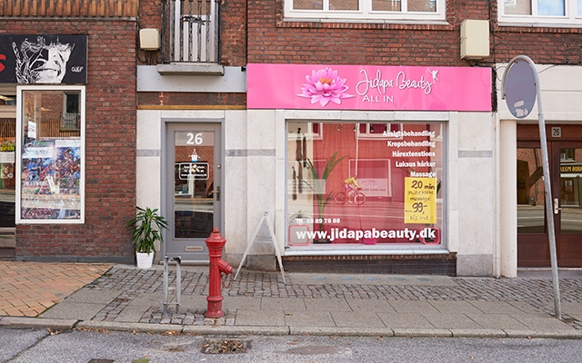 modne damer thai massage jylland