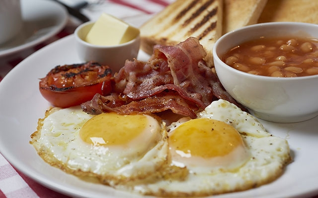 Dealdk Amerikansk Morgenmad