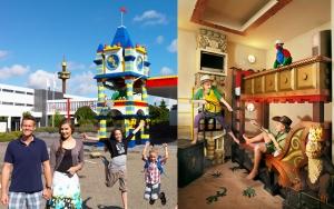 Familieferie på Hotel LEGOLAND®