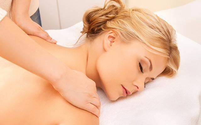 Massage sex rør