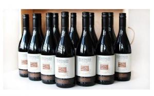 12 flasker Pinot Noir