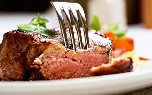 2-retters steakmenu