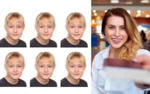 6 godkendte pasfotos