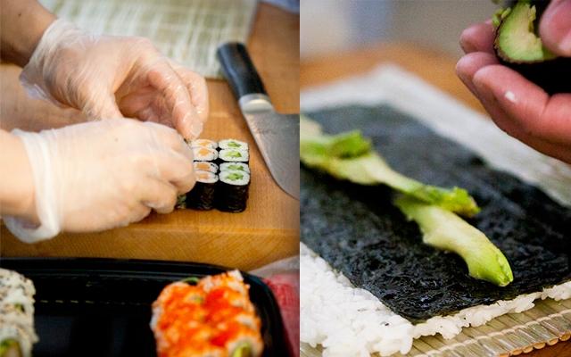 running sushi haderslev åbningstider