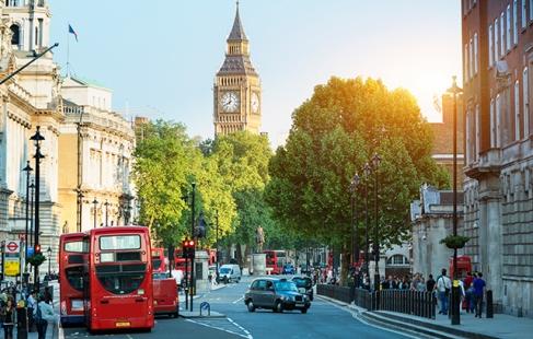 Fantastisk ferie i London!
