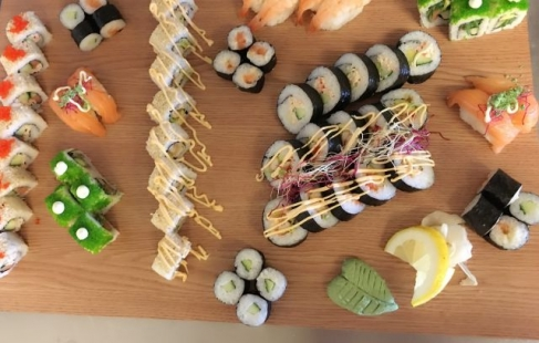 Friske sushifristelser
