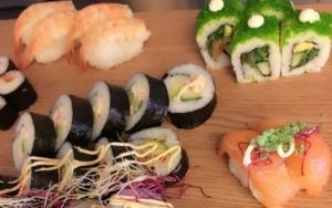 Sushi take-away
