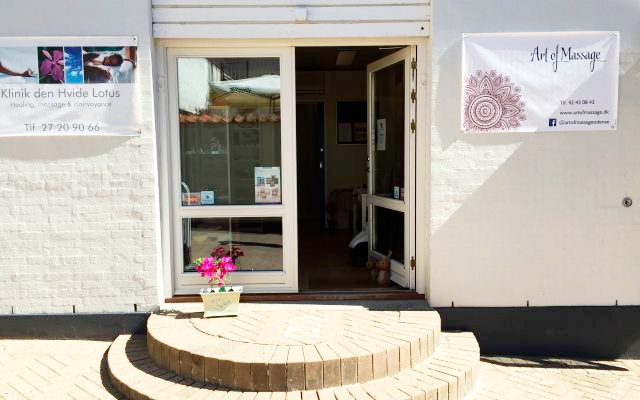 wellness i køge thai massage slagelse