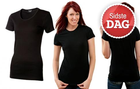 Flot dame t-shirt