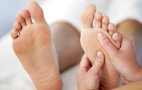 60 minutters fodmassage