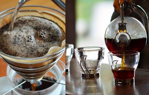 Frisk kaffe fra Brasilien
