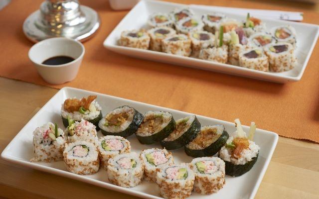 sushi Korsør super fransk aalborg