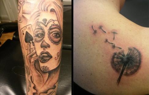 Tilskud til tatovering