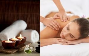 Skøn massage til nakke, skuldre og ryg