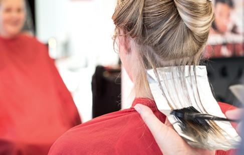 Forårsklar frisure