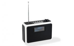 LCD display DAB-radio