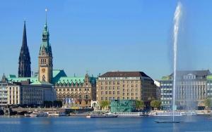 Forårsferie i Hamburg
