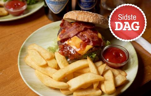 Irsk burgerglæde for 2