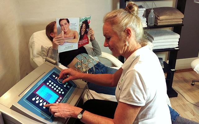 massage nordsjælland bindevævsmassage