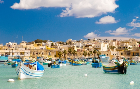 Solferie på Malta ☀