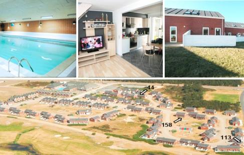 Familie-miniferie på Rømø