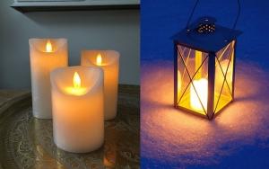 Smarte LED-bloklys