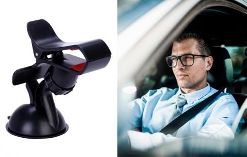 Styr på mobilen i bilen