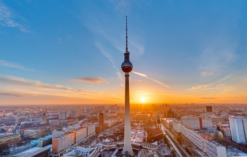 Ferie i Berlin for 2