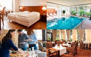 Miniferie for 2 på 4-stjernet hotel i Lübeck