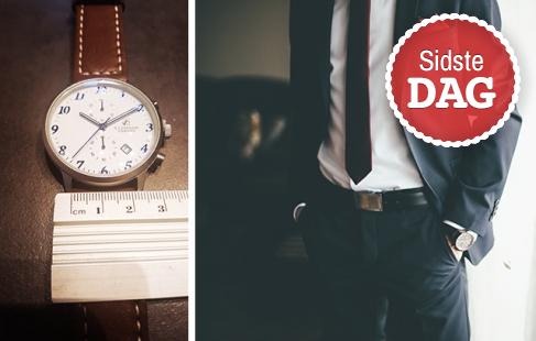 Ny læderrem til dit ur