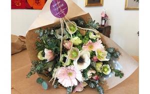 Smukt blomstertrylleri