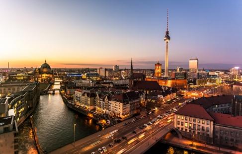 Tosomhed i Berlin ❤