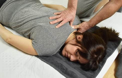Dybdegående massage