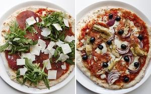 Ægte italiensk pizza