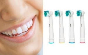 Børstehoveder til Braun Oral B