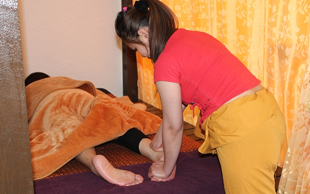 Thai massage i fredericia herning zoo