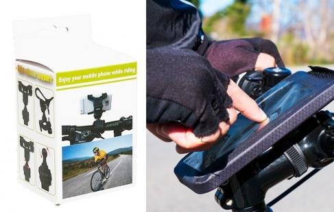 Mobilholder til din cykel