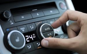 Frisk luft i bilen