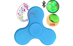 Spinner med LED & Bluetooth