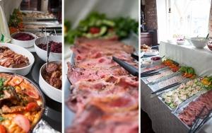 Frokostbuffet i Odense