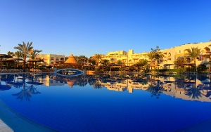 All Inclusive solferie i Sharm El-Sheikh