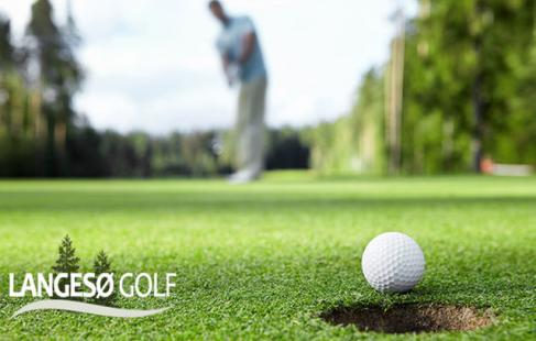 Golf i smukke omgivelser
