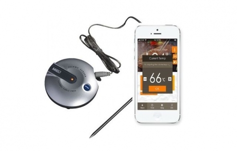 Stegetermometer m. Bluetooth