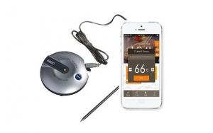 Bluetooth stegetermometer