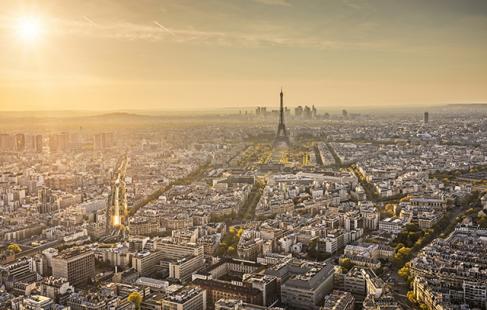 Romantik i Paris for 2♥