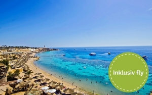 All Inclusive solferie i Sharm El Sheikh