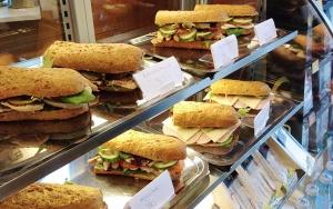 Frisksmurte sandwich til alle!
